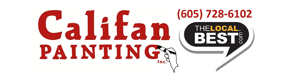 Califan Painting – (605) 728-6102